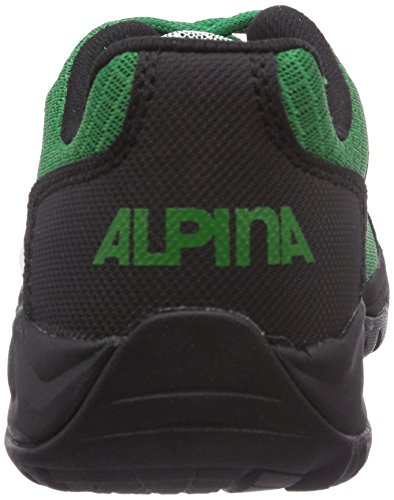 680318 Grün Rise Adults Low Green Hiking Alpina Unisex 1I40wqqE