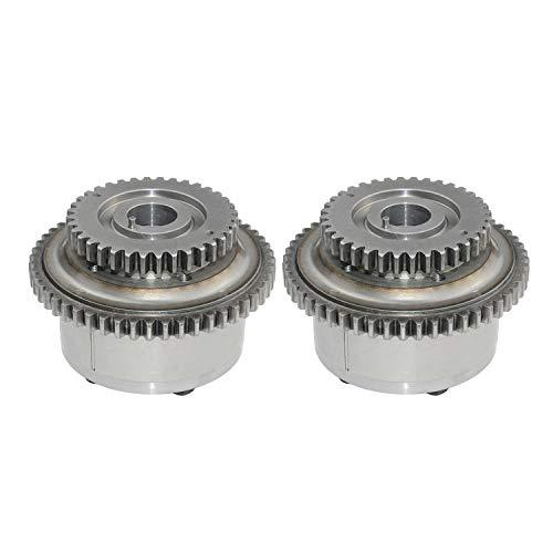 2PCS Camshaft Phaser Gear For Nissan Infiniti 3.5L 4.0L 2002-2014 13025-EA22A/13025EA22A