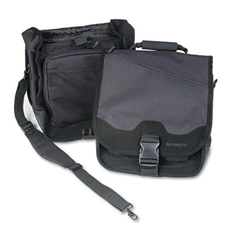Amazon.com  Kensington K64079H SaddleBag Notebook Carrying Case (Black)  (64079)  Electronics 82940f7ffd