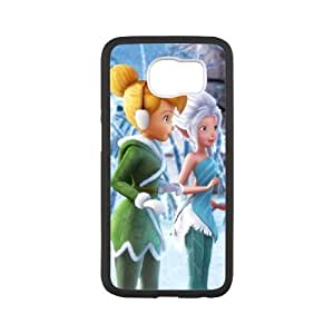 Samsung Galaxy S6 Cell Phone Case White Tinker Bell Secret of the Wings NTE Phone Case DIY Hard