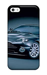 Special Design Back Aston Martin Dbs 7 Phone Case Cover For Iphone 5/5s(3D PC Soft Case)
