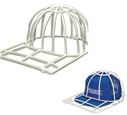e20e7ce98a1f4 Amazon.com  Ballcap Buddy Cap Washer-Hat Washer-The Original Patented Baseball  Cap Cleaner Cage endorsed by Shark Tank- Made in USA 2-Pack  Home   Kitchen