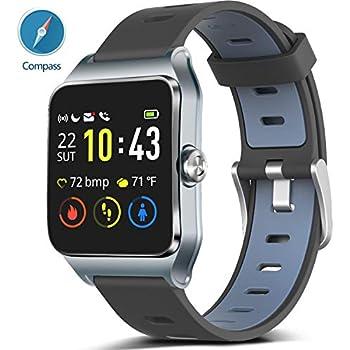 Amazon.com: TechComm Swimmer Waterproof Bluetooth Smart ...