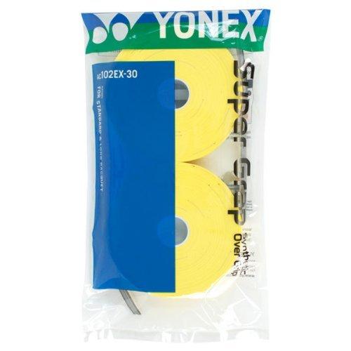 YONEX Super GRAP 30 Pack - Yellow