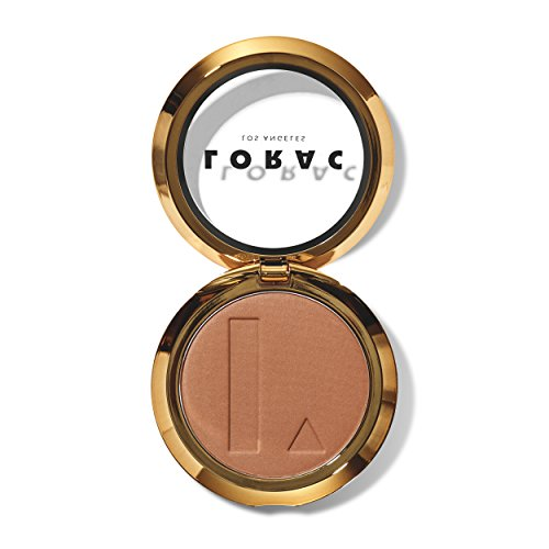 LORAC Tantalizer Buildable Bronzing Powder, Deep Tan, Tan Lines
