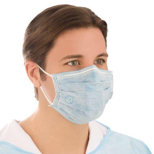 Medline Biomask Antiviral Face Masks, Biom2001az, 1