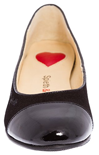 Black amp; Lace Women's Flats Wensky Spieth up gtqwdSnxY