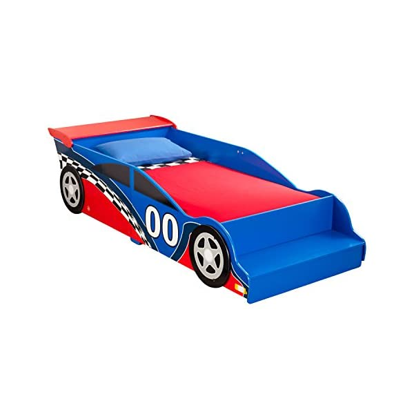 Race Car Toddler Bed 2