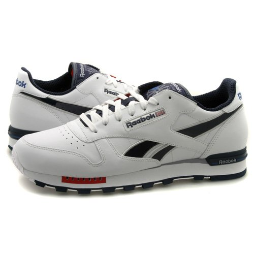 Mens Reebok Classic Heel Clip Leather Trainers UK 14  Amazon.co.uk  Shoes    Bags 31fabcc15