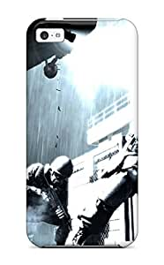 BenjaminHrez Iphone 5c Well-designed Hard Case Cover Call Of Duty Protector