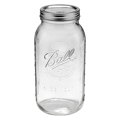 Ball Mouth Half Gallon Jar product image