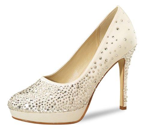 Elsa Femme Ivoire Pour Shoes Escarpins Coloured prqwp
