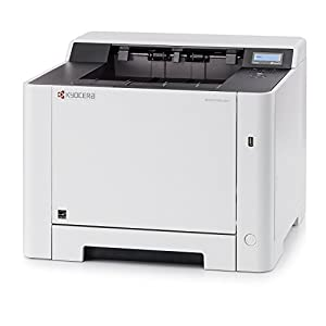 New Kyocera ECOSYS P5021cdw Color 22 ppm, Duplex Unit, Wireless