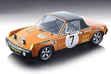 Porsche 914/6#7 Waldergaard/Thorszelius 3rd Place Monte Carlo Rally 1971 Mythos