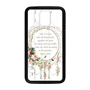 Christian Theme Vintage floral style Pattern New Stylish For Case Iphone 5/5S Cover PC (Laser Technology) Case