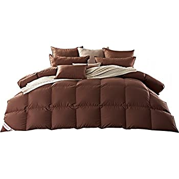 Amazon Com Snowman Coffee Goose Down Comforter 100