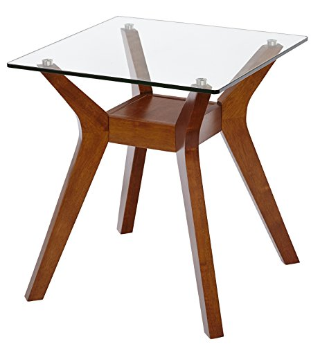 Target Marketing Systems 77101WAL Fontana End Table, ()