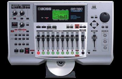 Boss BR-1180CD Digital Recording Studio