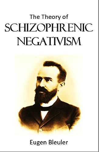 The Theory of  Schizophrenic Negativism - Irvin Spectrum