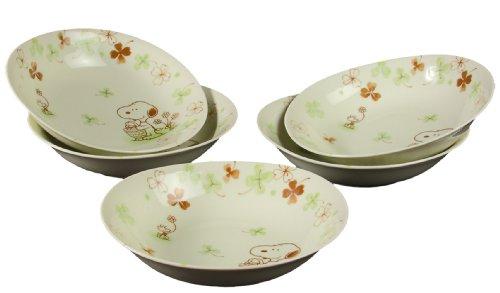 snoopy dish set - 9