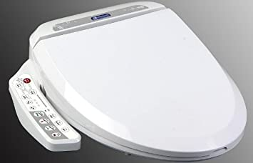 japanese self cleaning toilet. Bidet4me E 200A Elongated Electric Bidet Seat with Dryer and Deodorizer  White