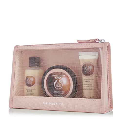 - The Body Shop Shea Beauty Bag Gift Set