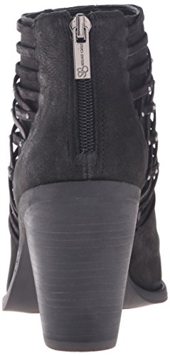 Ankle Black Jessica Women's Claireen Black Simpson Bootie Fancy vwSxnFHv