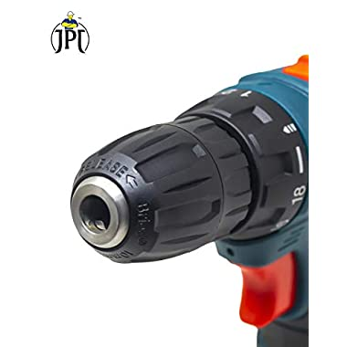 JPT HEAVY DUTY 12V CORDLESS DRILL/SCREW DRIVER WITH 2 BATTERIES 14