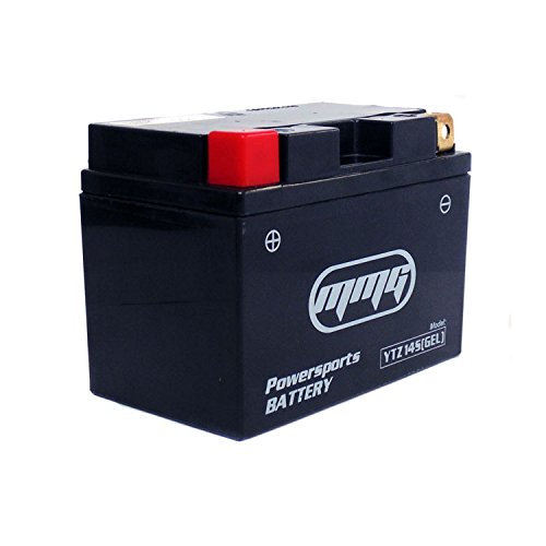 MMG YTZ14S Gel Cell 12v Powersports Battery for Motorcycles Scooters ATV UTV by MMG (Image #2)