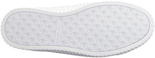Skechers Vrouwen Mila Fashion Sneaker Wit / Zwart