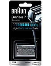 Braun Series 7 70S Electric Shaver Replacement Foil and Cassette Cartridge, Silver