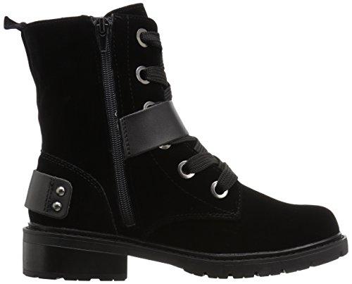 Velvet Rampage Combat Black Taylla Women's Boot xrXwrE1vq