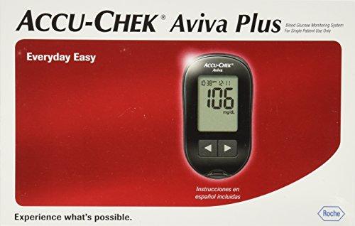 ACCU-CHEK Aviva Blood Glucose Meter (Aviva Monitor)