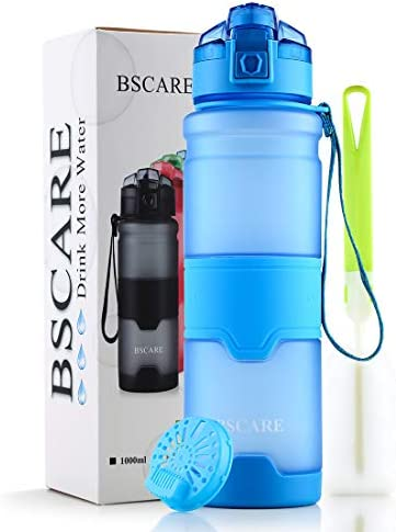 BSCare Fitness Enthusiasts Leakproof Eco Friendly