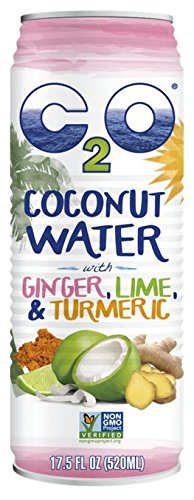 C2O Coconut Water Ginger Turmeric product image
