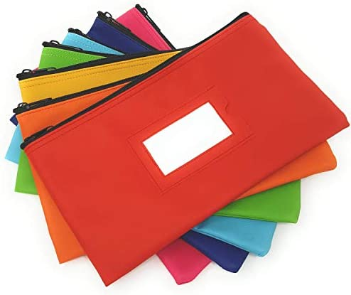 Deposit zipper Durable Leatherette GIDABRAND product image