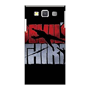 Samsung Galaxy A5 STU19946LgXy Unique Design Attractive Mr Big Band Series Bumper Hard Cell-phone Case -LisaSwinburnson