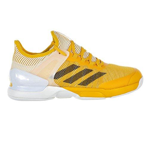 b2bb28bf93c Galleon - Adidas Men s Adizero Ubersonic 2 Tennis Shoes