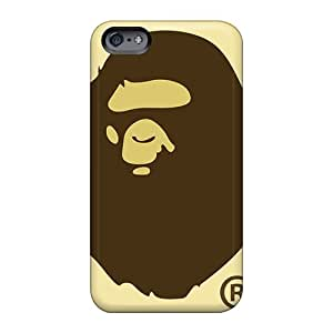 Scratch Protection Hard Phone Cases For Apple Iphone 6 Plus (suR6060MDiT) Custom Nice Bape Skin
