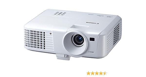 Canon LV-WX300 - Proyector (1280 x 800, 3000 lúmenes, USB, HDMI ...