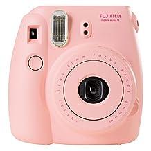 Fujifilm Instax Mini 8 Instant Camera (Candy Pink)