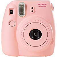 Fujifilm Instax Mini 8 Instant Camera (Pink)...