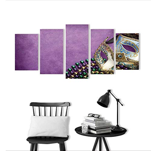 The Picture for Home Decoration Mardi Gras Art
