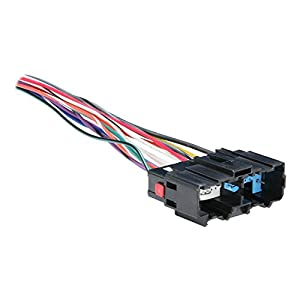 41uOZbtdEFL._SY300_ amazon com metra 70 2202 wiring harness for 2006 saturn vue ion 2007 saturn vue wiring harness at alyssarenee.co