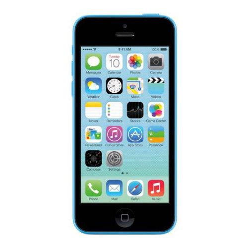 Straight Apple iPhone Prepaid Smartphone