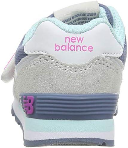 New Balance 574 IV574NLH Medium, Scarpe da Ginnastica Bambina ...