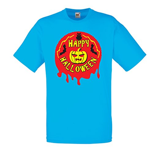 T Shirts for Men Happy Halloween! - Party