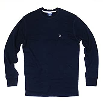 Polo Ralph Lauren Men Long Sleeve Pony Logo T Shirt