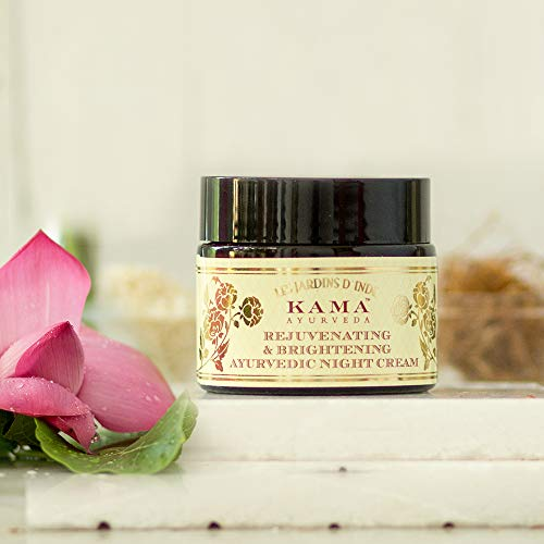 Ayurvedic Remedies. Kama Ayurveda Rejuvenating and Brightening Ayurvedic Night Cream #ayurveda