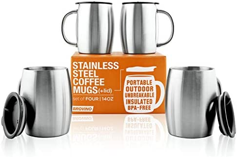 Stainless Glasses perfect Camping Shatterproof product image
